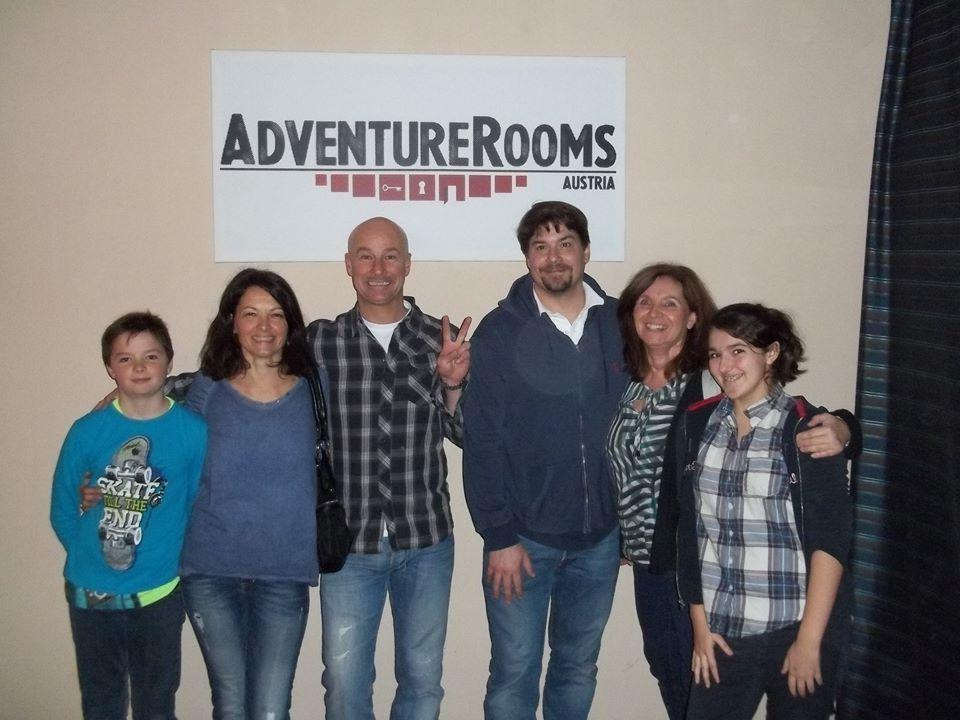 Adventurerooms In Wien Das Testergebnis Mamilade Ausflugsziele