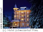 Hotel Schweizerhof in Flims