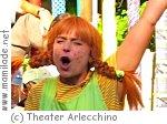 Pippi Langstrumpf  im Theater Arlecchino in Basel