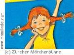 Pippi Langstrumpf  im Theater am Hechtplatz in Zürich