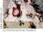 Kindergeburtstag im Kletterzentrum Gaswerk in Schlieren