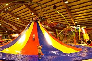 Trampolino - Indoorspielplatz in Dietikon