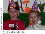 Kindergeburtstag im Kindercity in Volketswil
