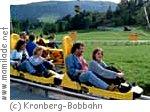 Kronberg-Bobbahn bei Gonten