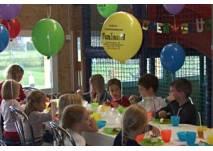 Kindergeburtstag im Funland
