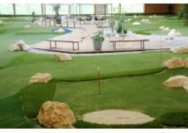 Indoor-Parkanlage im Tropilua Familienpark