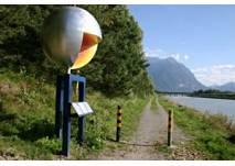 Planetenweg in Vaduz