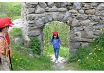 Ruine Wildschloss in Vaduz