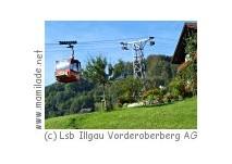 Luftseilbahn Illgau Vorderoberberg