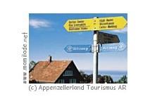 Witzweg von Heiden nach Walzenhausen