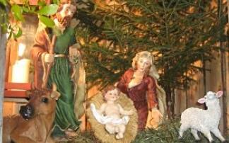Weihnachtsweg Aeschi bei Spiez
