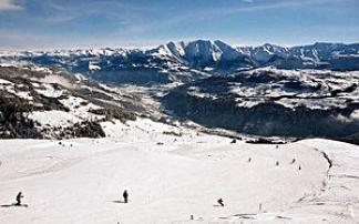 Skigebiet Brigels Waltensburg Andiast
