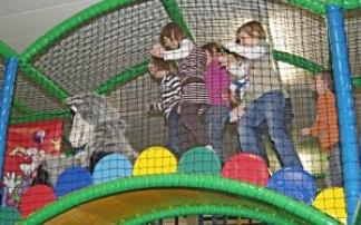Kindergeburtstag im Fägnäscht Indoor-Spielplatz Rorschach