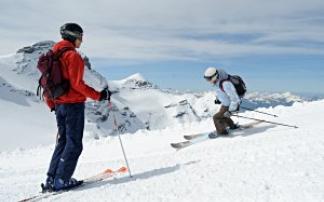 Gstaad Glacier 3000