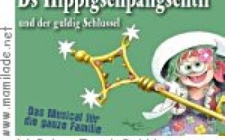 Ds Hippigschpängschtli und der guldig Schlüssel