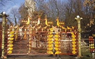 Bruno Weber Skulpturenpark Spreitenbach