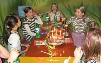 Kindergeburtstag in der Starbie Spielhalle Dietikon
