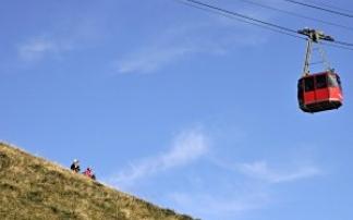 Stockhornbahn in Erlenbach im Simmental