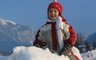Winterwanderung am Zweisimmen Rundweg