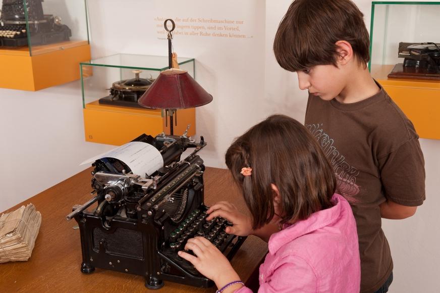 Alte Schreibmaschinen