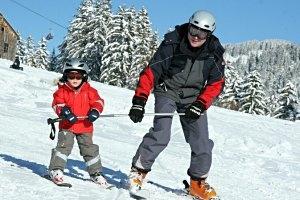 Skigebiet Amden