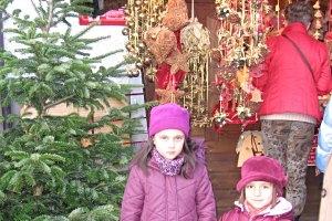 Weihnachtsmarkt in Bern