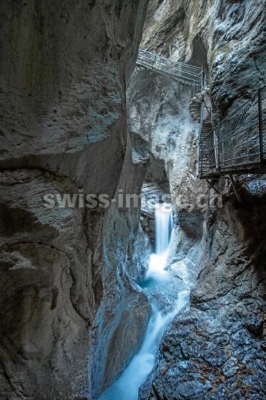 Cholerenschlucht bei Adelboden