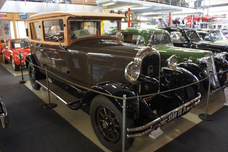 Fahrzeug-Museum in Bäretswil