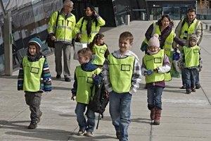 Kindergeburtstag am Flughafen Zürich