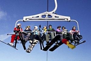 Skigebiet Flumserberg