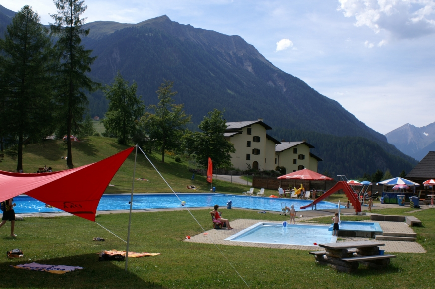 Freibad Bergün