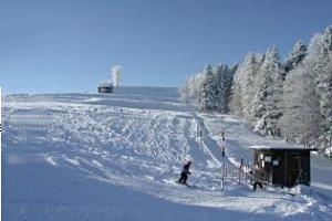 Skilift Ghöch im Zürcher Oberland