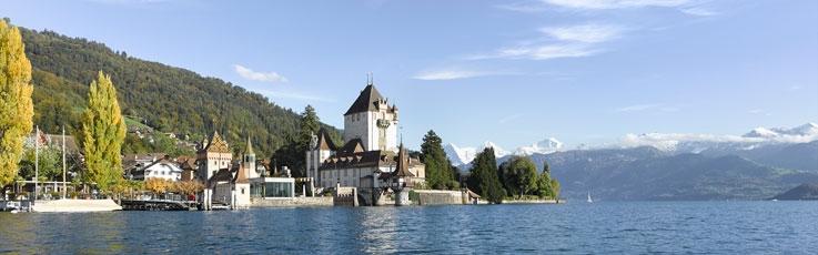 Schloss Oberhofen am Thunersee