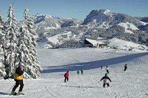 Wintersportgebiet Heiligkreuz