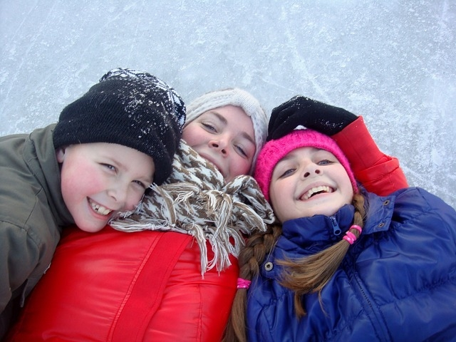 Kindergeburtstag im Eiszentrum Luzern