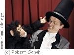 Kindergeburtstag in Vorarlberg mit dem Zauberer Robert