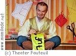"""""""Das tapfere Schneiderlein"""" im Theater Fauteuil Basel"""