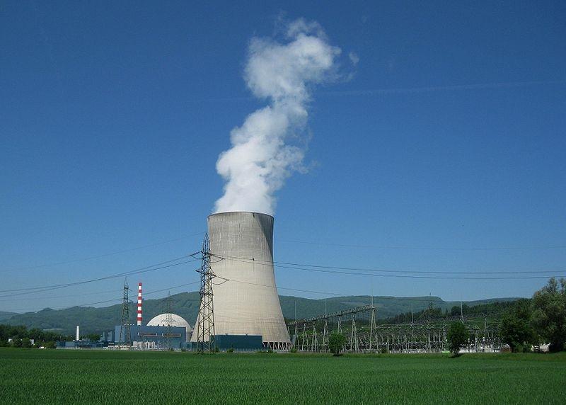 Werkführung und Ausstellung im Kernkraftwerk Gösgen