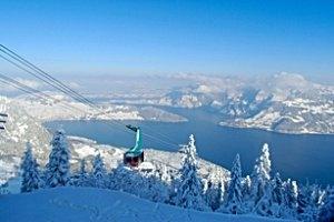 Skigebiet Klewenalp-Stockhütte