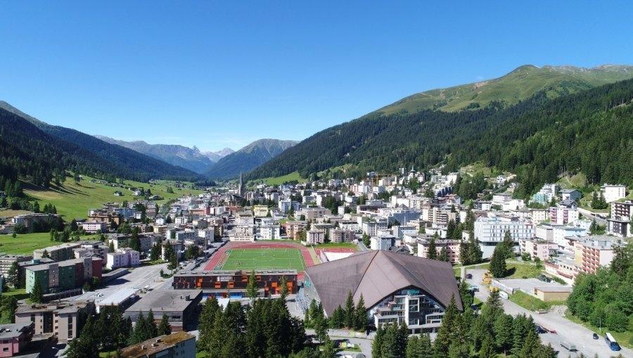 Landschaftsweg Davos