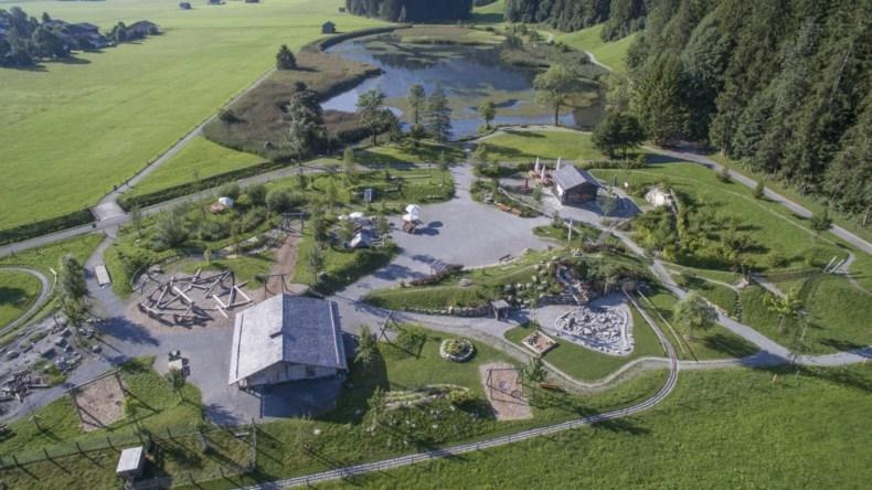 Lenk-Simmental AlpKultur-Spielplatz