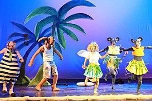 Szene aus dem Musical Prinzessin Lillifee