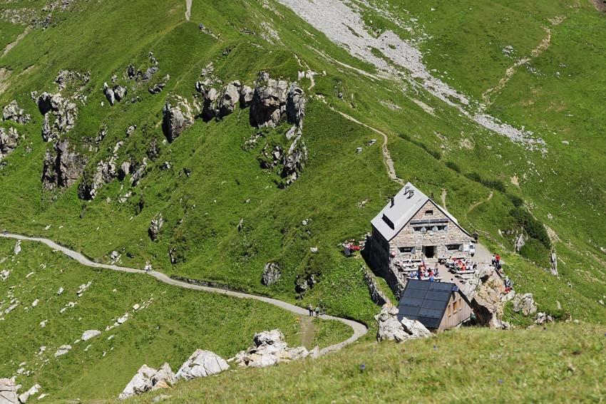 Bergsommer in  Malbun