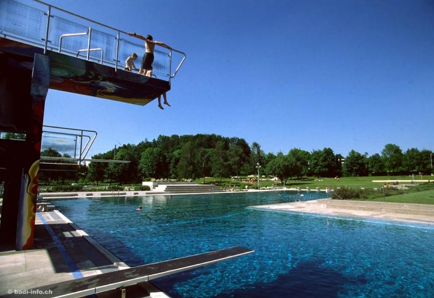 Schwimmbad Effretikon