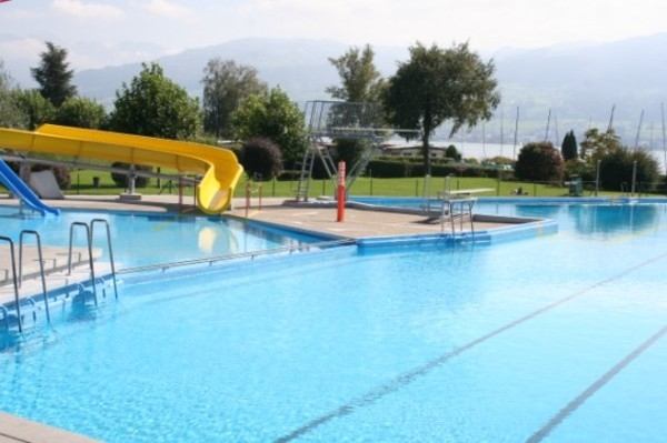 Schwimmbad Lido Rapperswil