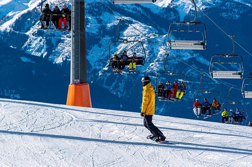Skigebiet Motta Naluns