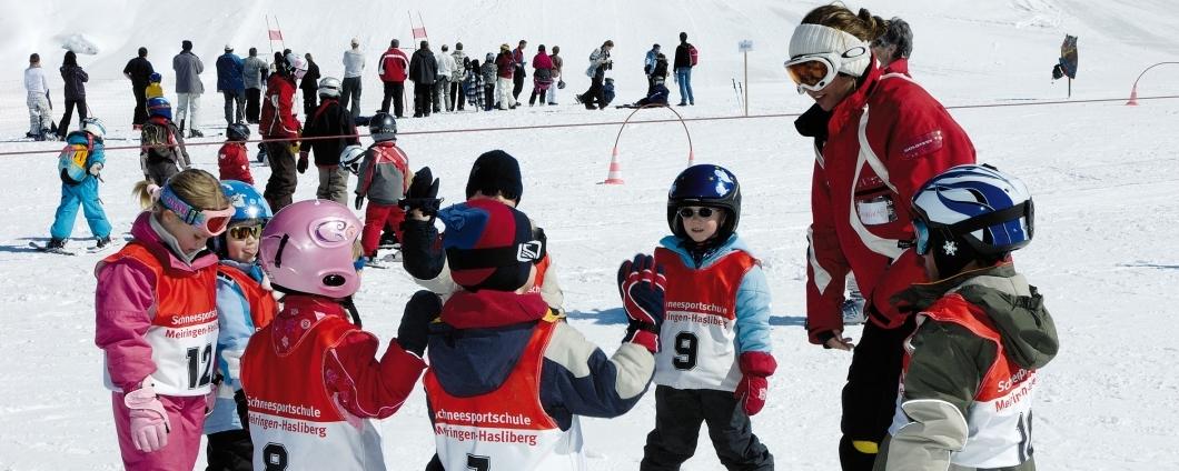 Schneesport-Arena Meiringen-Hasliberg