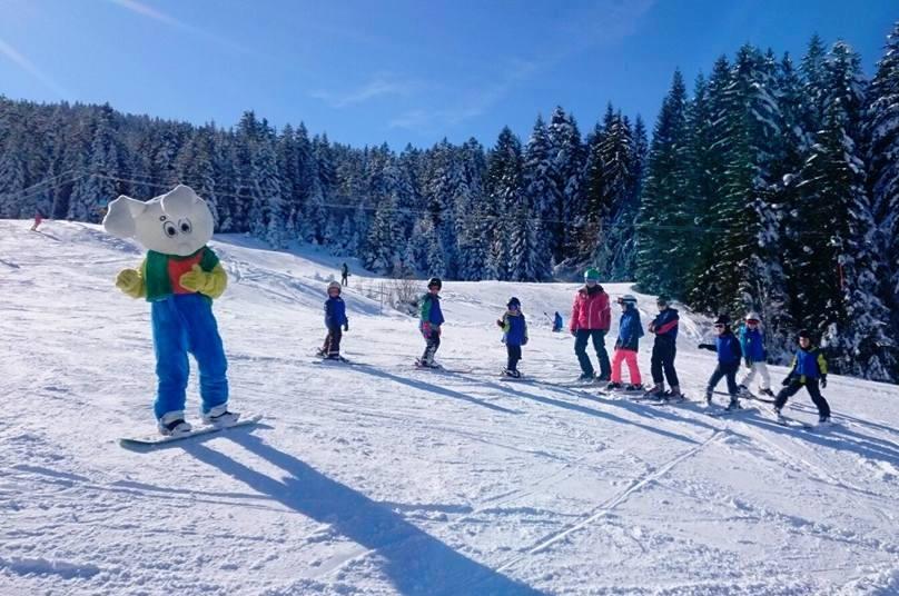 Skilift Brunni in Alpthal