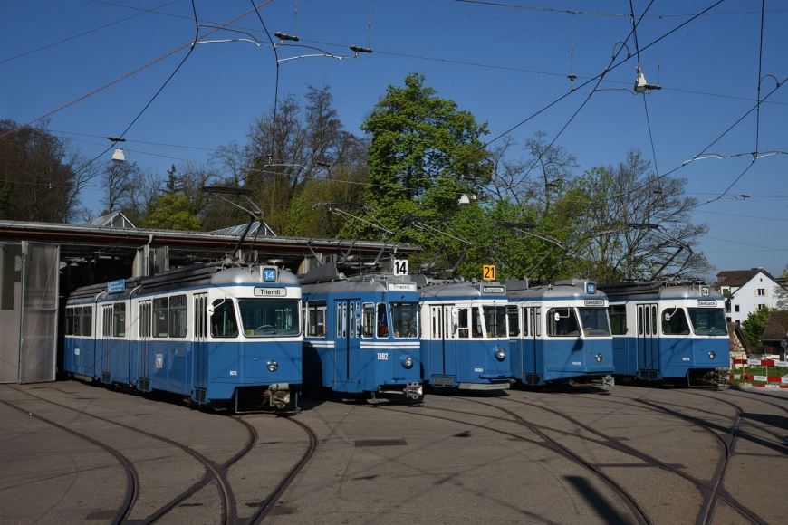 Tram-Museum Zürich