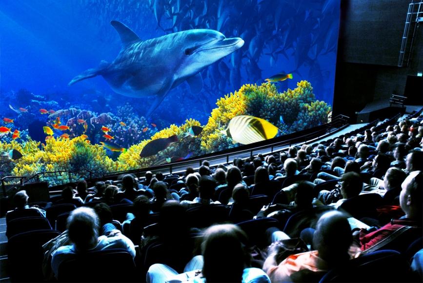 Luzern Verkehrshaus IMAX